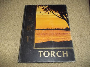 Torch MillvilleYearbook